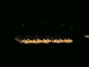 指宿のハウスの電飾